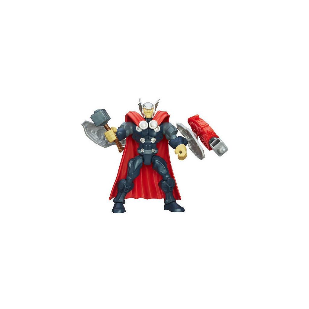 Heromashers Разборные фигурки Марвел с оружием Hasbro A6833