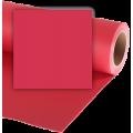 Фон бумажный Vibrantone 2,1х11м Red 16, красный