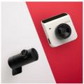 Видеорегистратор Xiaomi 70mai A400-1 Dash Cam, 2 камеры, слоновая кость
