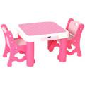 Edu Play Набор Стол и стул розовый
