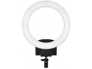 Кольцевая LED лампа 30 см 36W, UK штекер