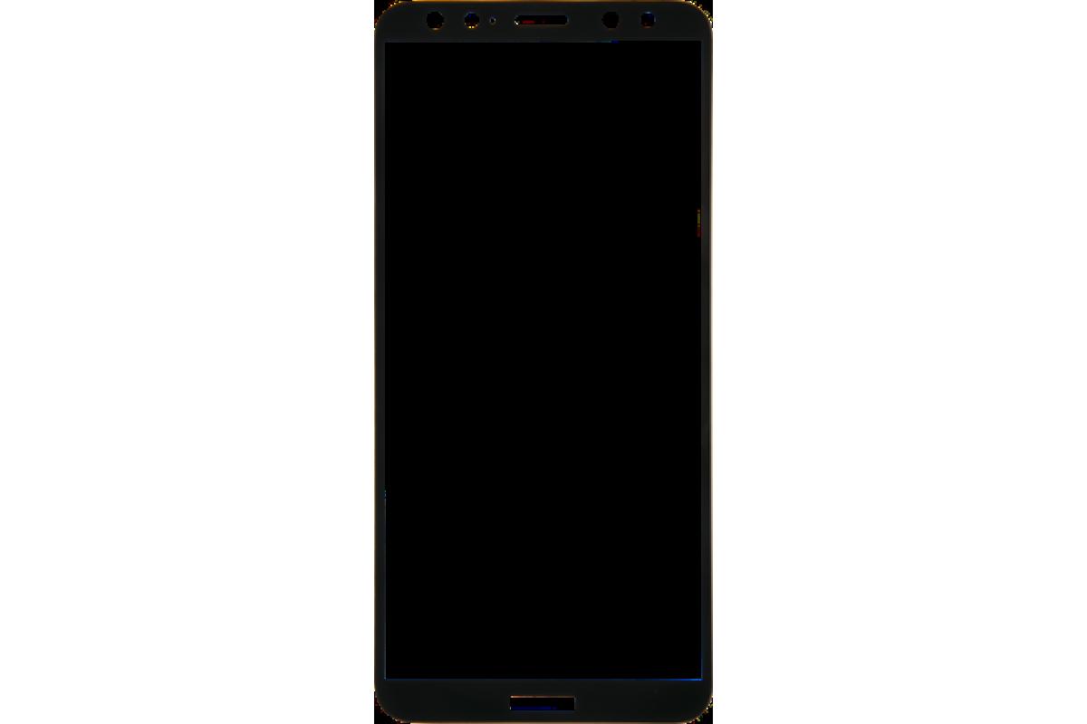 Защитное стекло для Huawei P20 Lite Full Screen черный, TFN