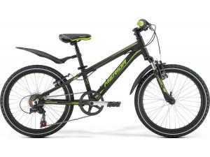Велосипед Merida Matts J20 Boy (2017) Black/Green Decal(31115)