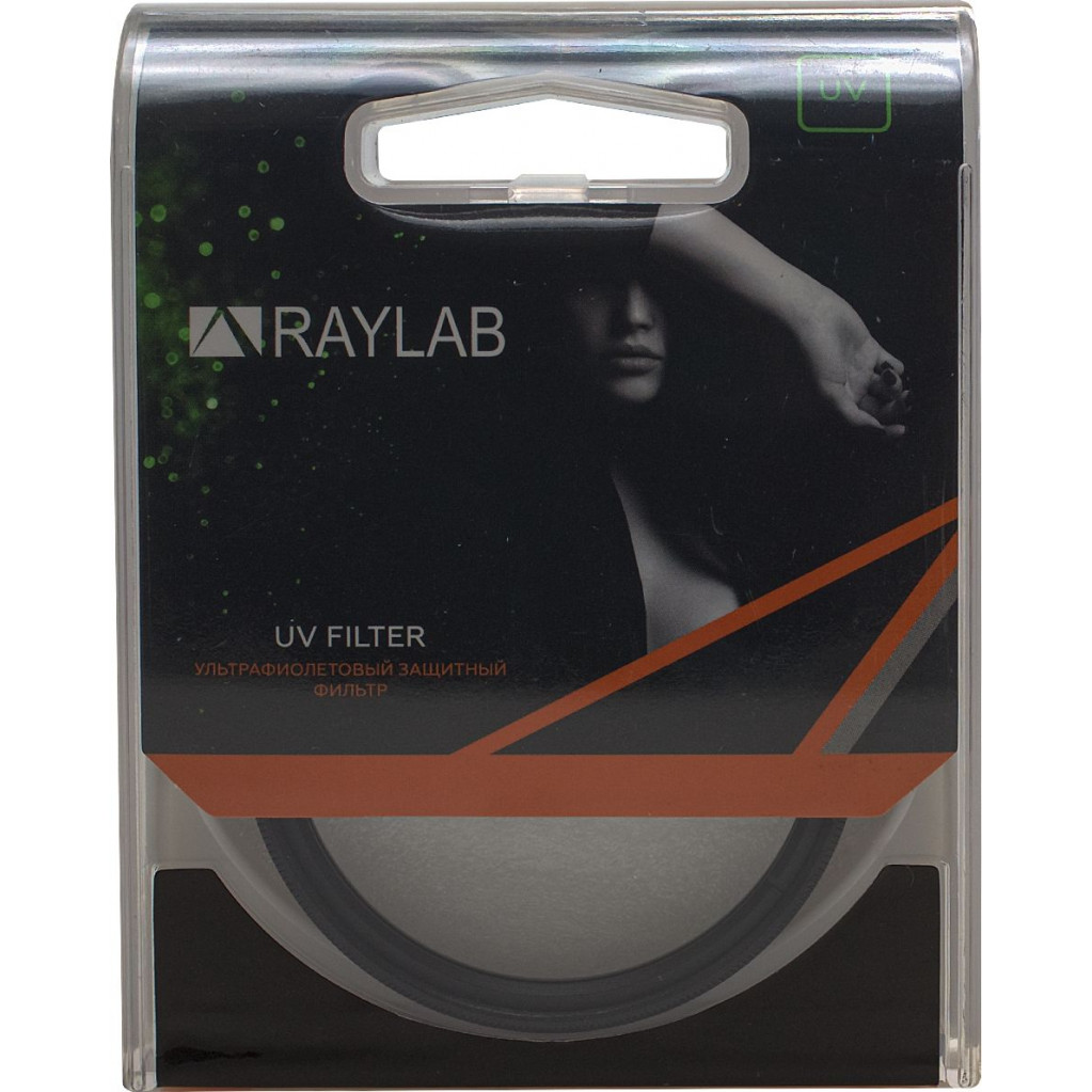 Фильтр защитный ультрафиолетовый RayLab UV  49mm