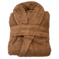Халат махровый Алтын Асыр 46-48 (L) светло-коричневый