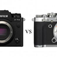 Fujifilm X-T4 против X-T3: что выбрать?