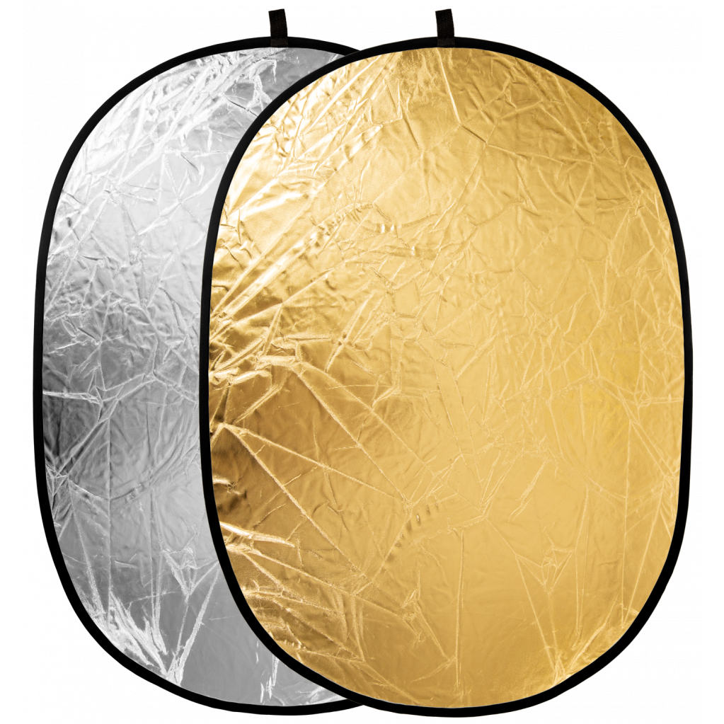 Отражатель 2в1 Raylab RF-01 золото/серебро 110*150см