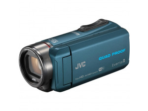 Видеокамера JVC GZ-RX645, синяя