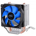 Кулер для процессора Deepcool ICE EDGE MINI FS V2.0 Soc-FM2+/AM3+/1150/1151/1155/ 3-pin 25-25dB Al 276gr Ret