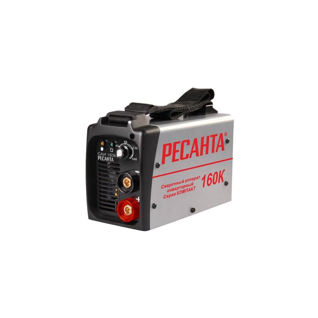 Сварочный аппарат инверторный Ресанта САИ160К(компакт)