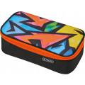 Пенал-косметичка Herlitz BEAT BOX, Neon Art
