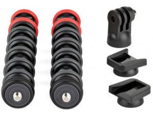 Набор креплений Joby GorillaPod Arm Kit черный/серый