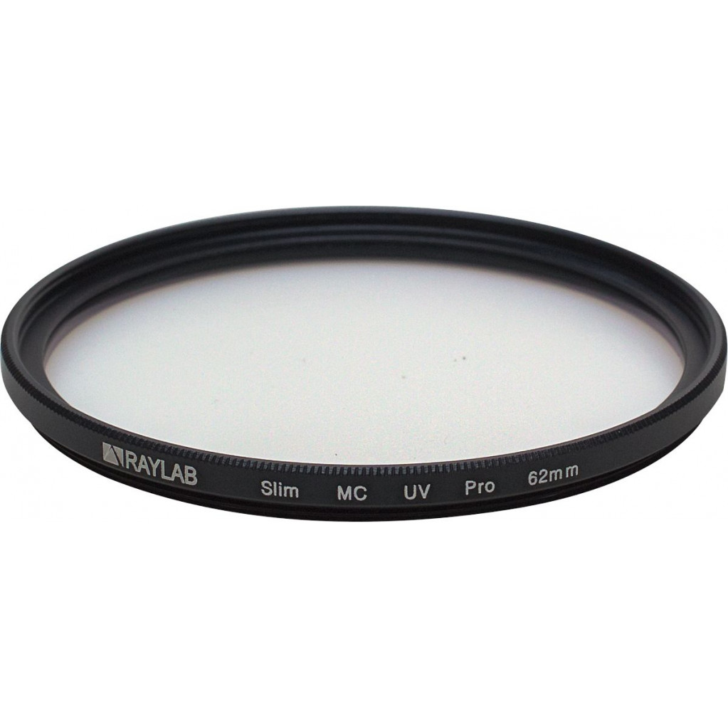Фильтр защитный ультрафиолетовый RayLab UV MC Slim Pro 62mm