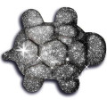 Кинетический песок драгоценные камни Kinetic sand 455гр цвет серебряный