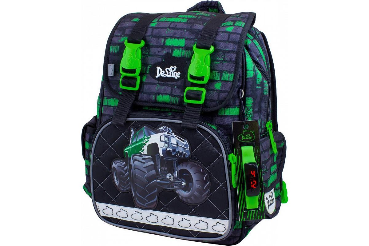 De Lune 52-19 - рюкзак школьный