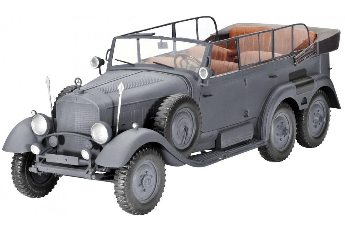 Revell Сборная модель автомобиля G4 (1939) 1:35