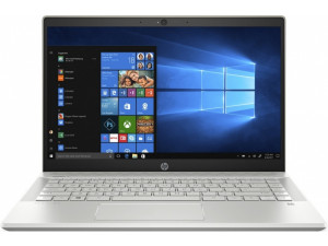 "Ноутбук HP Pavilion 14-ce1008ur <5SU45EA> i5-8265U (1.6)/8Gb/256Gb SSD/14.0""FHD IPS AG/NV MX150 2GB/Cam HD/Win10 (Pale gold)"
