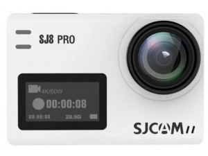 Экшн камера SJCAM SJ8 Pro, белая