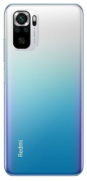 Смартфон Xiaomi Redmi Note 10S 6/64GB (NFC) Голубой Global Version