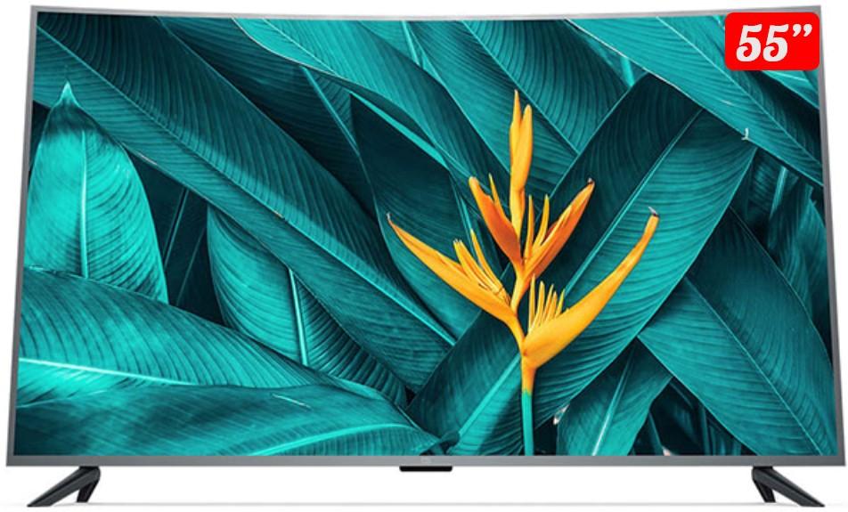 "Телевизор Xiaomi Mi TV 4S, 55"" Сurved 2/8Gb"