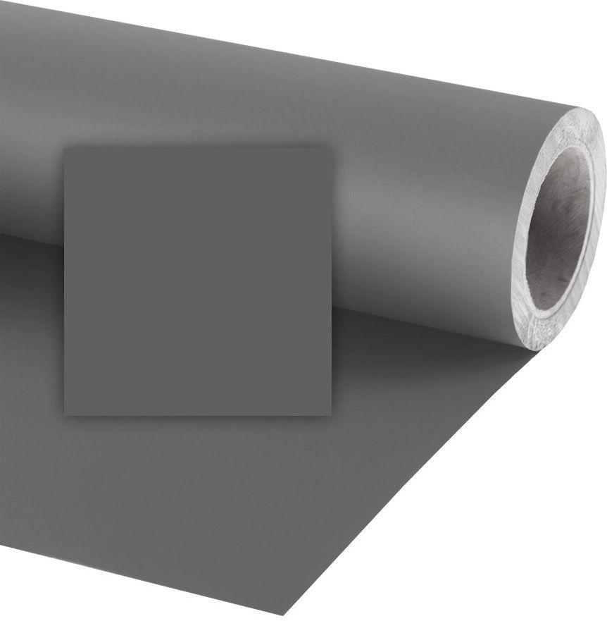 Фон бумажный Raylab 034 Thunder Grey темно-серый 2.72x11 м