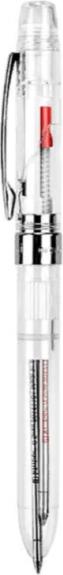 Многофункциональная шариковая ручка Xiaomi Kinbor 3 в 1 Белый