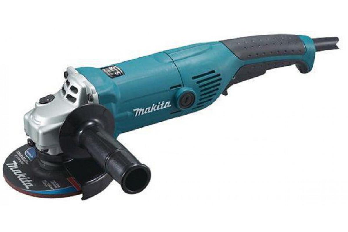 Углошлифовальная машина (болгарка) Makita GA6021  1050Вт Ф150мм 10000об/мин 2.3кг
