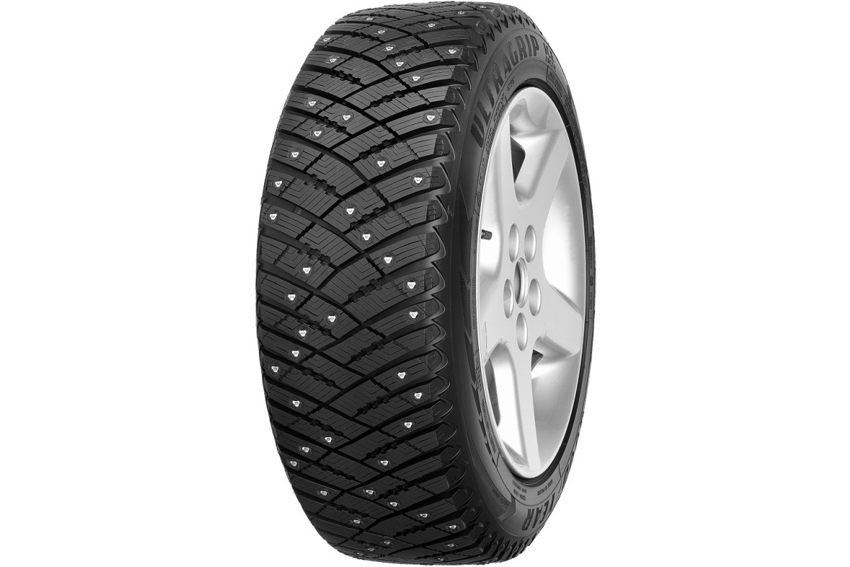 Автошина R16 205/60 Goodyear UltraGrip Ice Arctic 96T XL шип