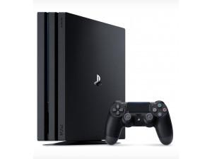 Игровая приставка Sony Playstation 4 Pro, черная (Fortnite)