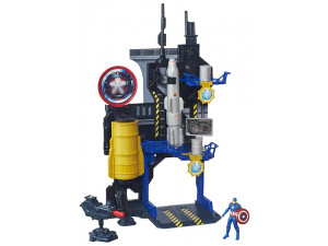 Avengers Игровая башня Мстителей Hasbro B5770