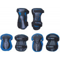 Protective Junior Set  XS (25-50KG ), Синий