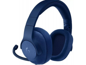 Гарнитура Logitech G433 7.1 Surround Gaming Headset-ROYAL BLUE-3.5 MM-EMEA, 981-000687