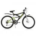 Top Gear 4Rest 225 - подростковый горный велосипед черный