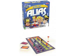 Tactic Games Alias Скажи иначе Кто Я? - настольная игра