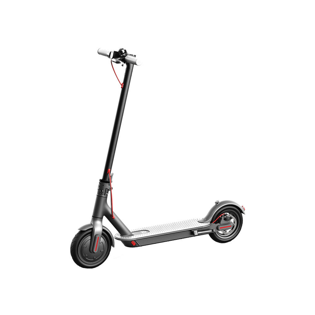 Электросамокат Xiaomi Mijia Electric Scooter 1S, черный