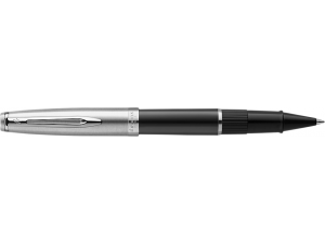 Ручка-роллер Waterman Embleme - Black CT, F
