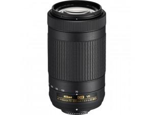Nikon 70-300mm f/4.5-6.3G ED AF-P DX VR Zoom-Nikkor