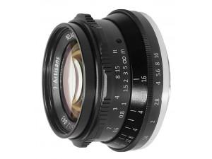 Объектив 7Artisans 35mm F1.2 Fujifilm X