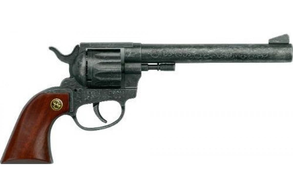 Schrodel Buntline - детский пистолет с рукояткой из дерева