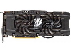 Видеокарта Inno3D GeForce GTX 1080 TWIN X2 (1607Mhz / 10.0Gbps) / 8GB GDDR5X / 256-bit   / DP+DP+DP+HDMI+DVI / PG413 / VC74, N1080-1SDN-P6DN