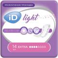 Урологические прокладкиiD Light Extra14 шт