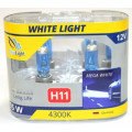 Лампа галогеновая Clearlight H11 WhiteLight 2 шт, DUOBOX