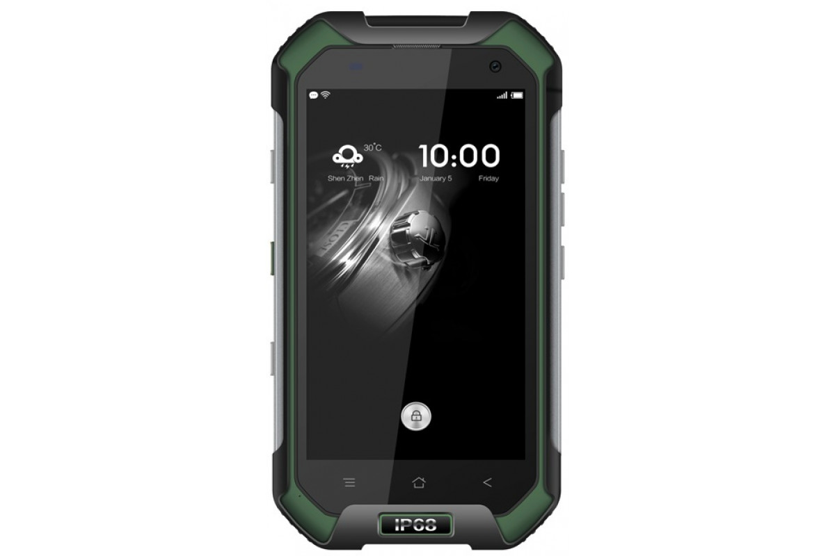 Смартфон Blackview BV6000s Green (Зеленый)