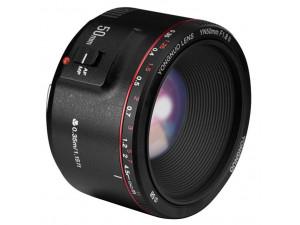 Объектив Yongnuo YN 50mm f/1.8 II Canon EF Standart Prime