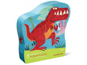 Crocodile Creek Пазл 36 дет., Динозавр 4072-9