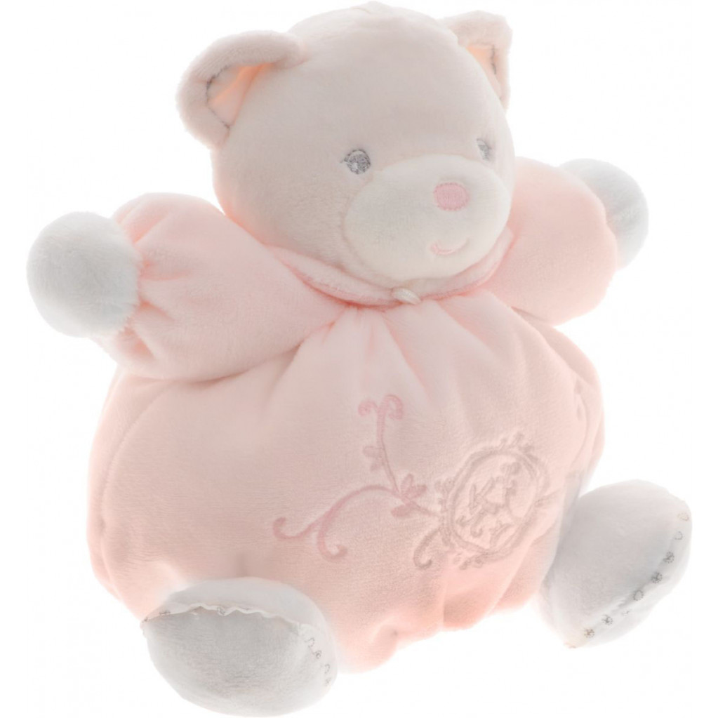Kaloo Жемчуг Мишка маленький розовый - мягкая игрушка