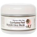 Elizavecca Пузырьковая глиняная маска Milky Piggy Carbonated Bubble Clay Mask