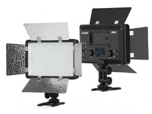 Накамерный свет светодиодный Godox LF308Bi 3300-5600K