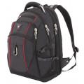 """Рюкзак Swissgear 15"""", чёрный/красный, 34x23x48 см, 38 л, шт"""