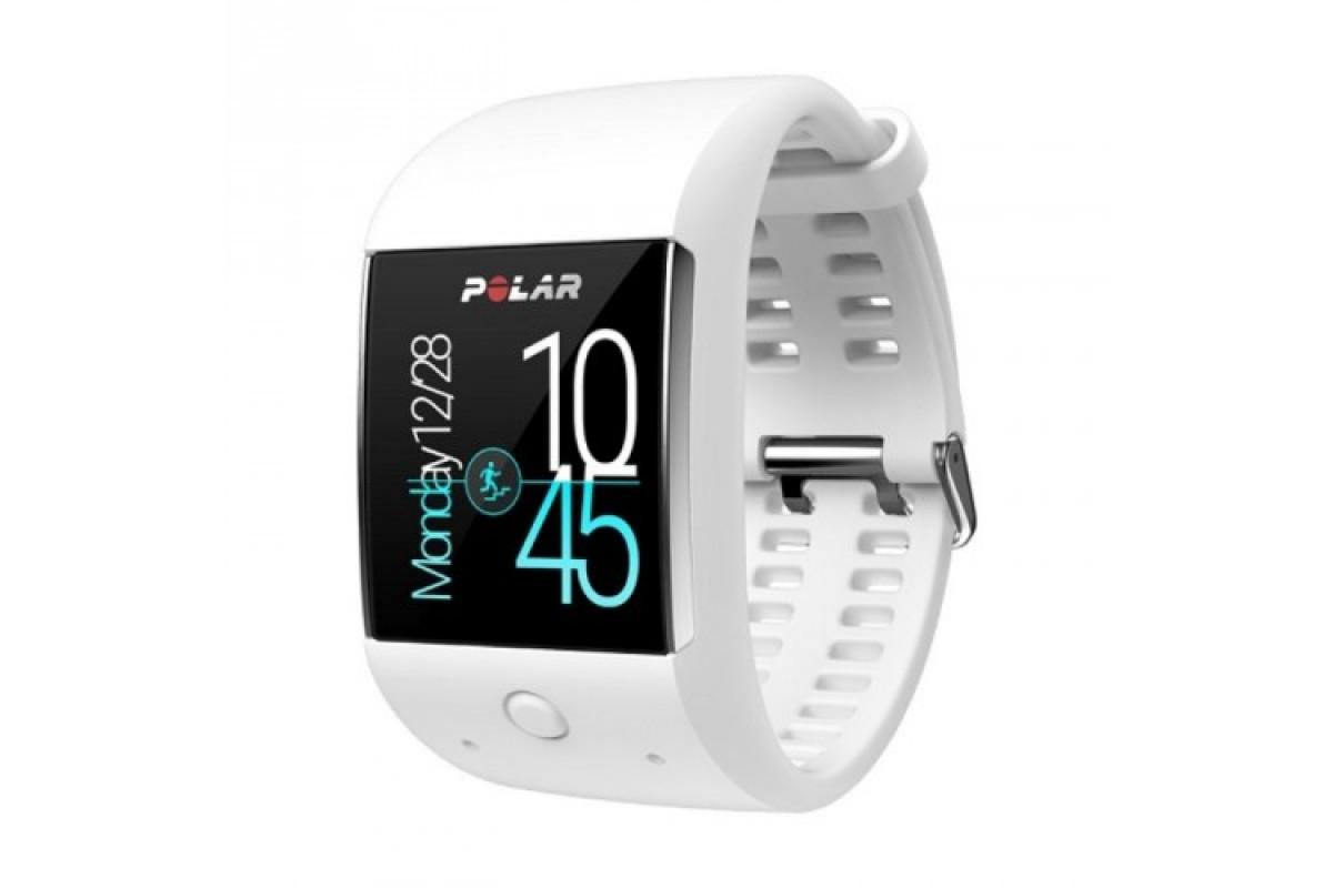 Спортивные часы Polar M600 White